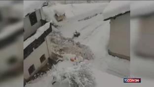Emergenza neve, Alto Adige in ginocchio