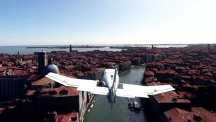 Da Firenze a Venezia: le città italiane viste dall'alto con Flight Simulator