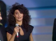 Quando Anna Marchesini salì sul palco dei