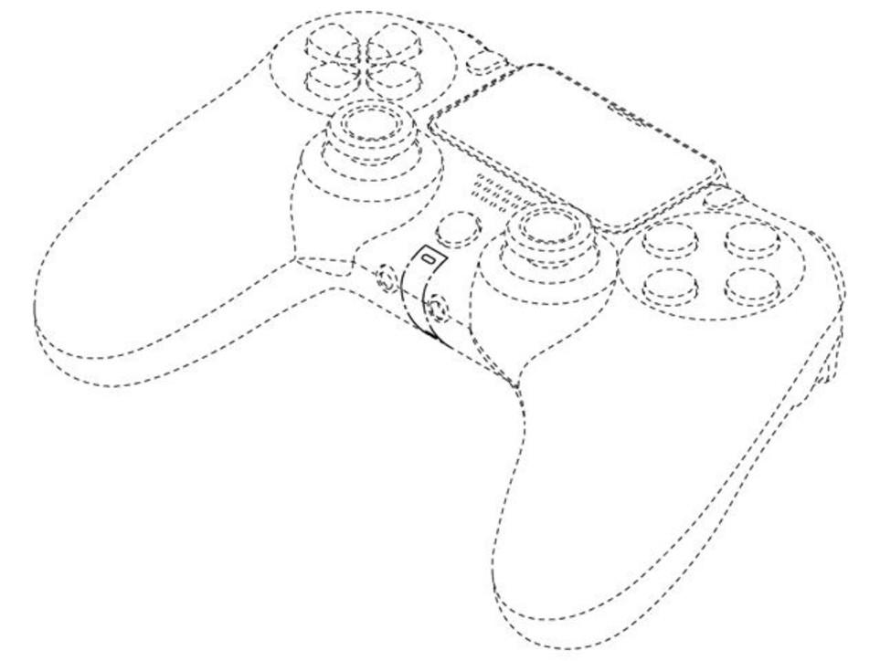 DualShock 5, ecco come sarà il pad di PlayStation 5