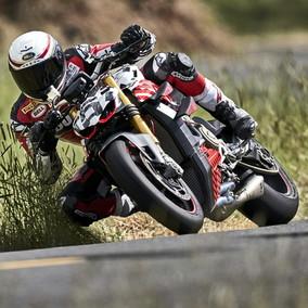 Eccola la V4 Streetfighter, Ducati gioca il… Joker