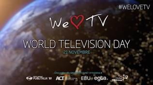 Mediaset si unisce alle celebrazioni del World Television Day sul tema della diversità