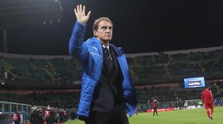 "Italia, Mancini: ""Ho scelto quasi tutti i 23 per Euro 2020"""