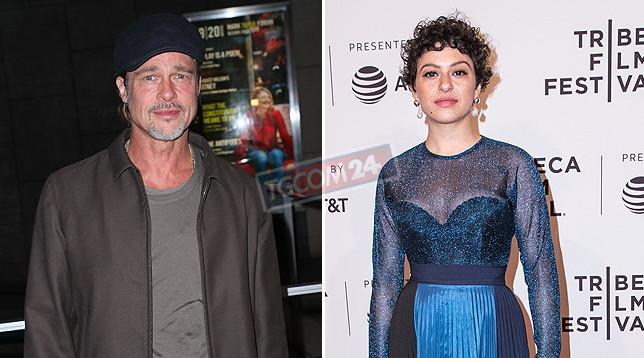 Guarda chi èAlia Shawkat, la nuova presunta fidanzata di Brad Pitt