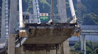 Ponte Morandi, i sensori erano fuori uso dal 2015: tranciati durante lavori sulla carreggiata