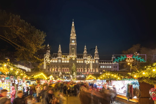 L'incanto del Natale a Vienna a tempo di valzer