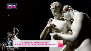 Vernice Week, la sfida della perfezione tra Canova e Thorvaldsen
