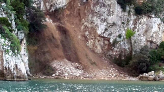 Maltempo in Campania, a Capri nuovo smottamento spaventa popolazione