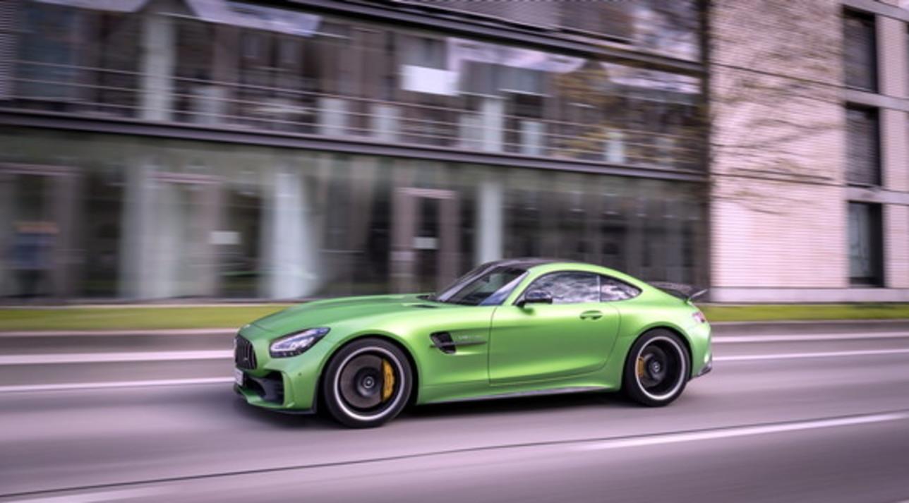 Mercedes-AMG, le dream cars