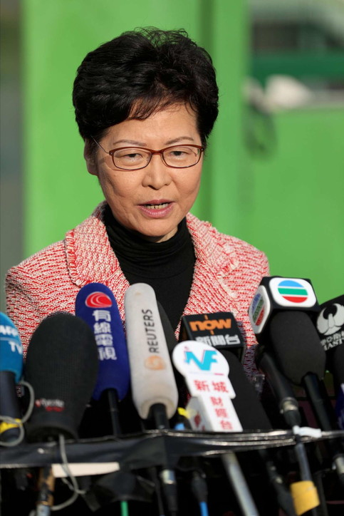 Hong Kong, boom di affluenza alla elezioni distrettuali