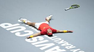 Nadal trascina la Spagna alla conquista della sesta Coppa Davis