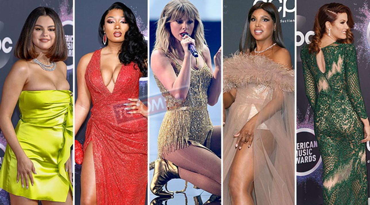 Da Taylor Swift a Dua Lipa e Ciara, guarda le star più sexy sul red carpet