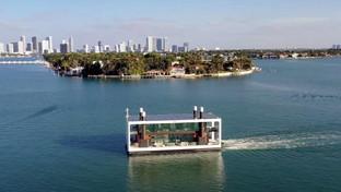 Contro i cambiamenti climatici arriva la villa galleggiante