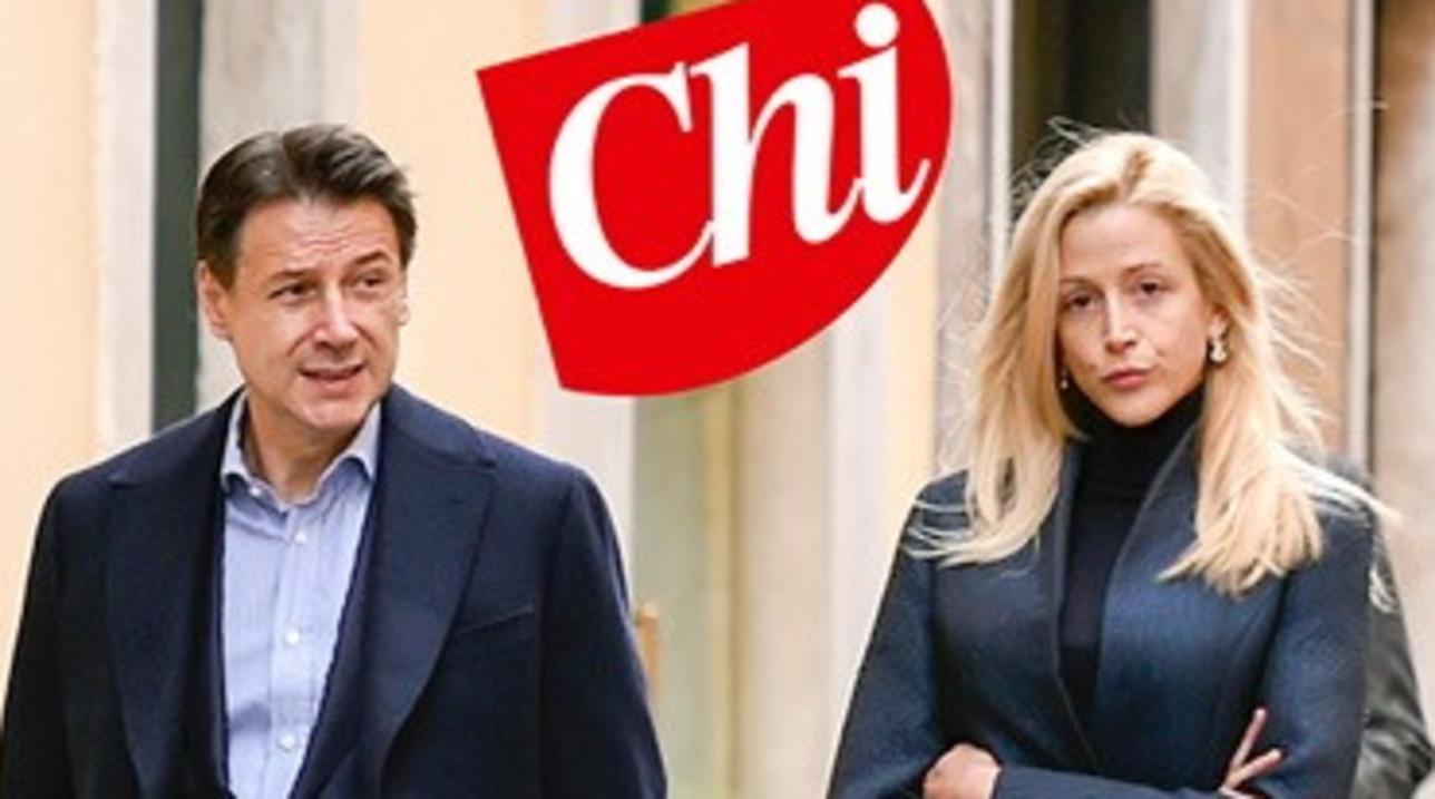 Giuseppe Conte e Olivia Paladino insieme dopo la crisi