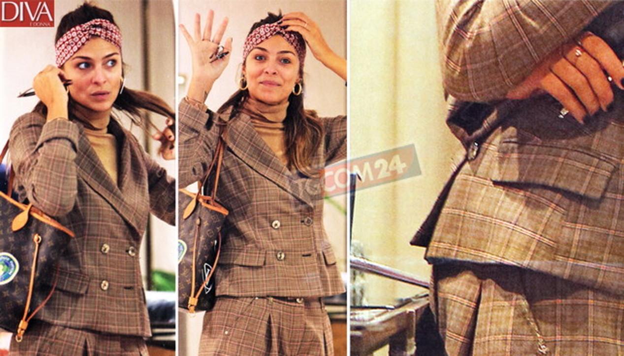 Cristina Chiabotto in dolce attesa, guarda che shopping a due