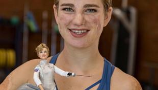 """Bebe Vio è la nuova Barbie: """"E' un esempio di ottimismo per tutte le bimbe"""""""
