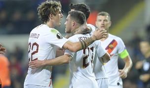 Europa League, Basaksehir-Roma0-3: qualificazione a un passo per Fonseca
