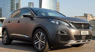Peugeot 3008 Anniversary, il Suv dei record