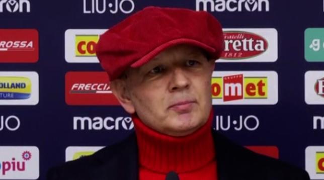 """Bologna, Mihajlovic: """"Sono ancora qua! Non perdete la voglia di vivere"""""""