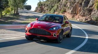 Suv che passione! Aston Martin presenta DBX