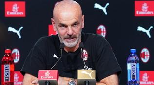 """Pioli: """"L'Europa è la casa del Milan, vogliamo tornarci"""""""