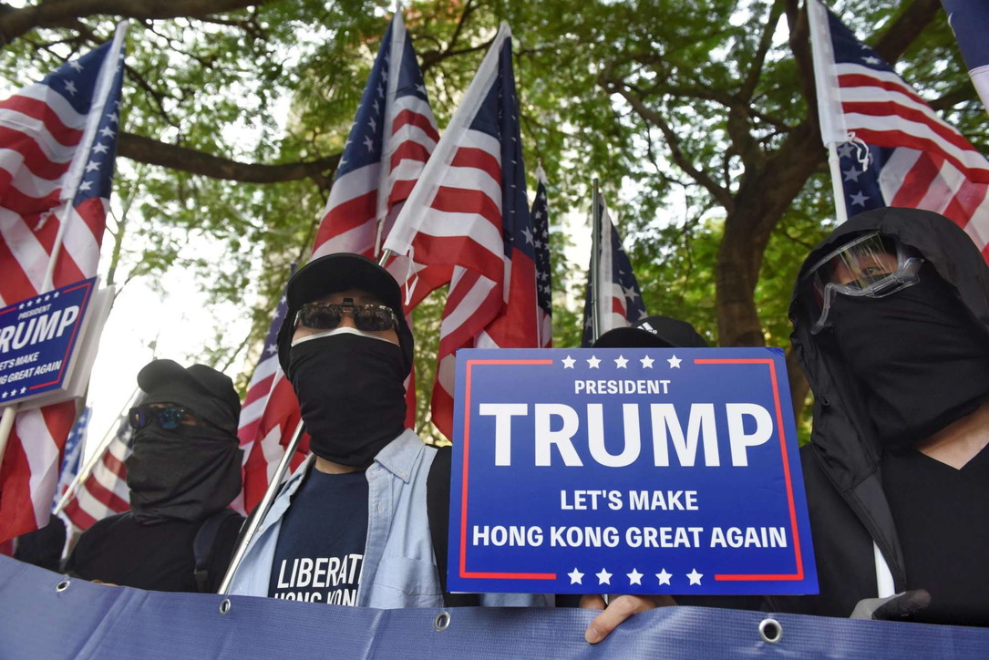 Hong Kong, la protesta torna in piazza: appello agli Usa di Trump
