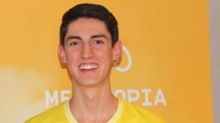 Andrea Muzii è campione del mondo di memoria
