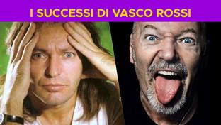 Vasco Rossi: i successi in oltre 40 anni di carriera della più grande rockstar italiana