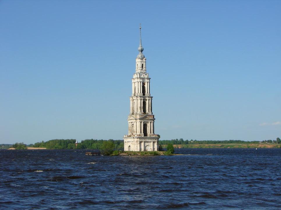 Dieci chiese sommerse di tutto il mondo