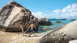Virgin Gorda, il paradiso dei sub nel Mar dei Caraibi