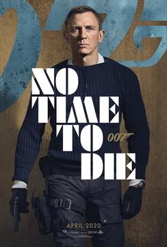 "Si avvicina il nuovo 007: diffusi i character poster di ""No Time To Die"""