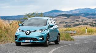 Renault Zoe terza generazione