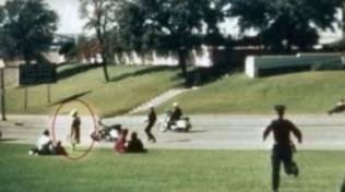 Assassinio JFK e lady Babushka
