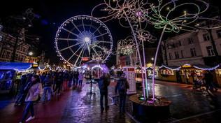 Natale a Bruxelles tra tradizione, ecologia e vintage