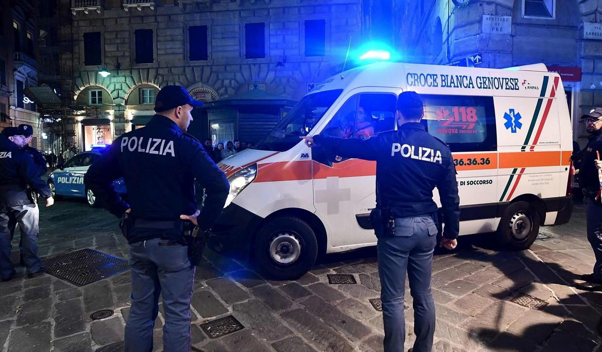 Genova, bimba di tre anni precipita dal balcone del quinto piano