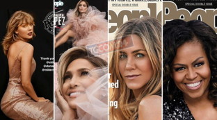 "Jennifer Lopez, Jennifer Aniston, Michelle Obama e Taylor Swift elette ""People of the Year 2019"""