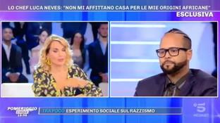 """Lo Chef Luca Neves: """"Non mi affittano casa per le mio origini africane"""""""