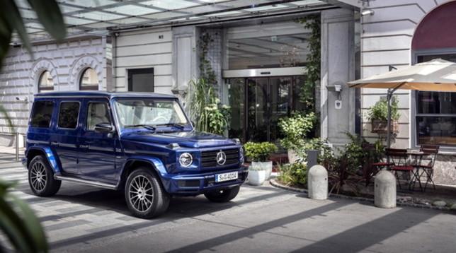 I 40 anni di Mercedes Classe G