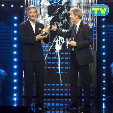 """""""Tv Sorrisi e Canzoni"""" assegna a Fiorello il Telegatto come """"Personaggio del decennio"""""""