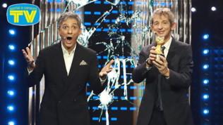 Tv Sorrisi e Canzoni, a Fiorello il Telegatto come