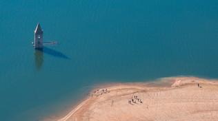 Chiese sommerse: dieci inquietanti meraviglie da tutto il mondo