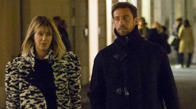 Claudio Marchisio a caccia di regali con la moglie Roberta Sinopoli
