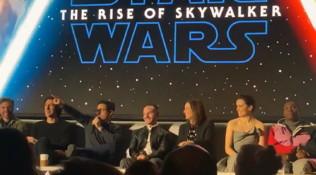 Via le luci allo show del nuovo Star Wars, J.J.Abrams: