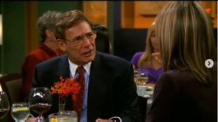 "Addio a Ron Leibman, il papà di Rachel in ""Friends"""