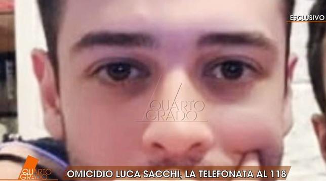 Omicidio Luca Sacchi, diffusa la telefonataal 118: