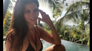 Laura Torrisi festeggia a Bali 40 anni | Eccola quando era al Gf nel 2006