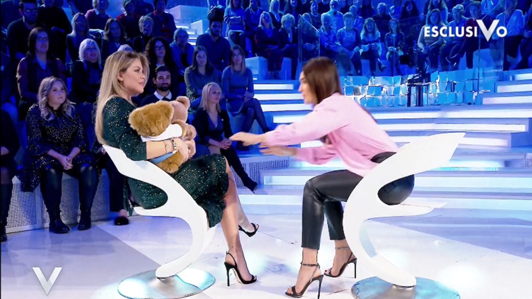 """Costanza Caracciolo: """"Aspetto un'altra bimba, Bobo Vieri è felicissimo"""""""
