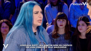 """Loredana Bertè: """"Mi sento in colpa per la fine di Mimì"""""""