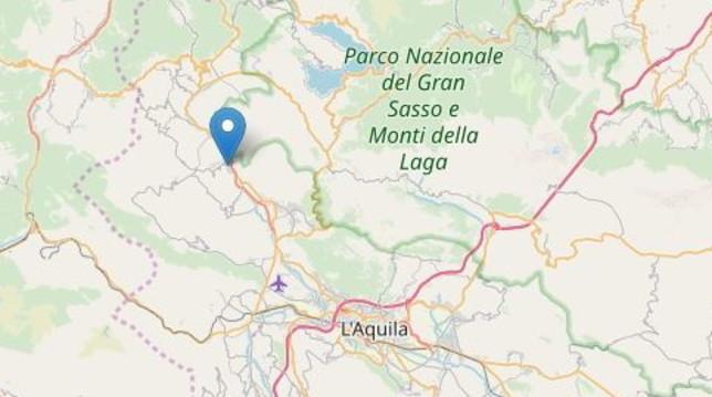 Terremoto, torna la paura a L'Aquila: due scosse di magnitudo 3.7 e 3.4