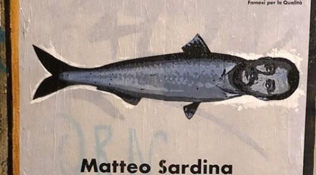 Liliana Segre contro l'odio e Matteo Salvini in versione sardina: a Milano tre nuovi murales di TvBoy